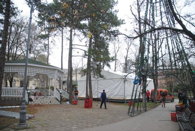 dunavski park, vanja