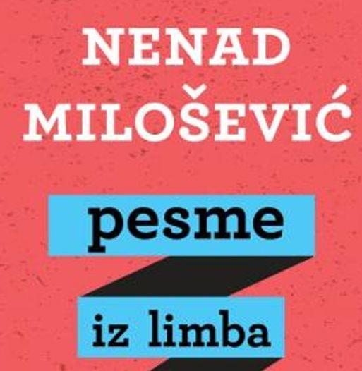"""Fragment naslovnice zbirke pesama """"Pesme iz limba"""" Nenada Miloševića Foto: prinskrin"""