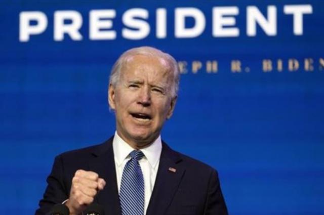 Amerčki predsednik Džo Bajden Foto: AP Photo/Susan Walsh