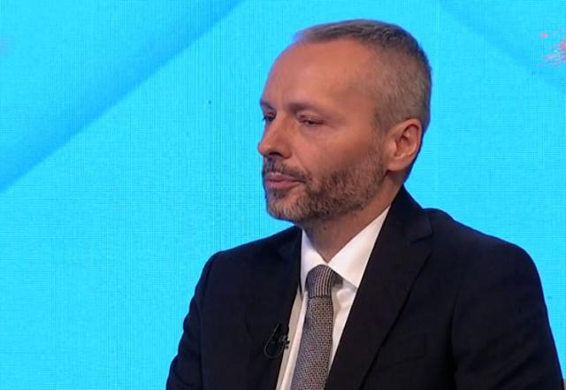 Advokat Aleksandar Olenik  Foto: TV Pink/printskrin