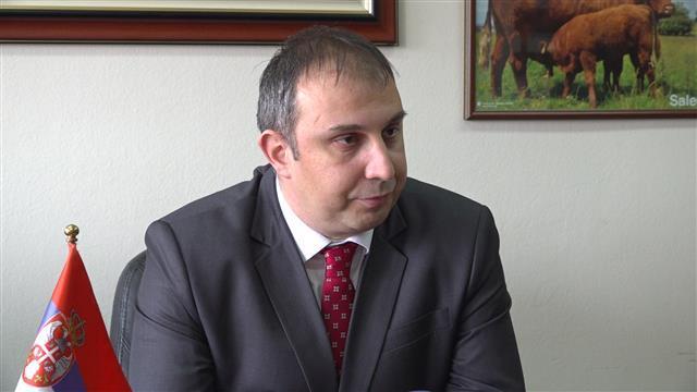 Pomoćnik ministra poljoprivrede dr Nenad Katanić  Foto: Tanjug/video