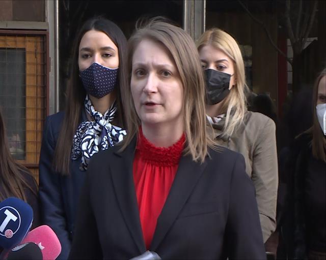 Narodna poslanica SNS-a Biljana Pantić Pilja Foto: Tanjug/video