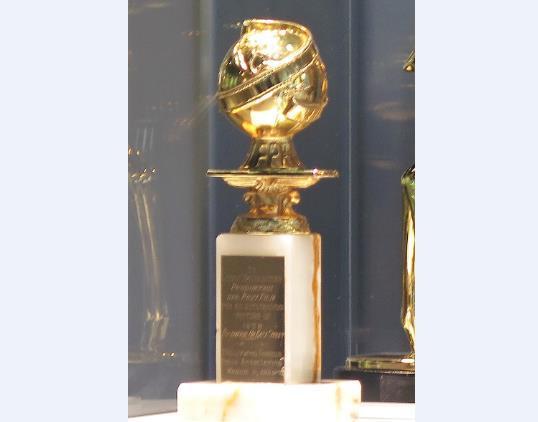 Zlatni Globus Foto: YouTube/ printscreen