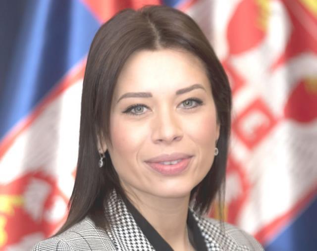Irena Vujovic/Vlada Srbije
