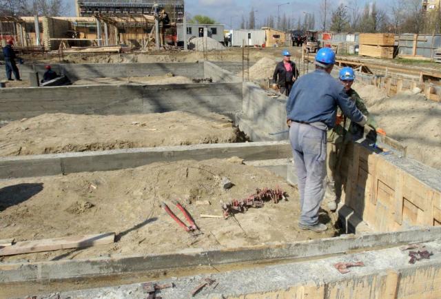 radnici gradiliste gradjevinstvo susnjevic