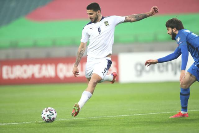 Mitrovic Aleksandar/Fudbalski savez Srbije