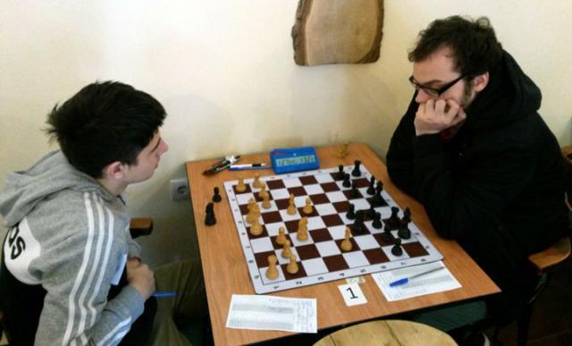 П. Николић/ Михаил Никитенко (десно) био најбољи на турниру