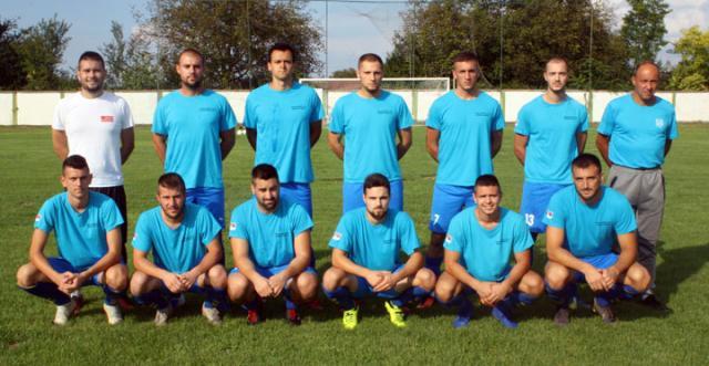 Екипа Борца из Мартинаца