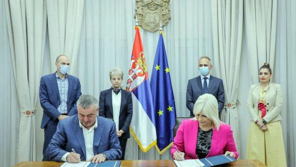 Министарство рударства и енергетике/Душан Бајатовић и Зорана Михајловић