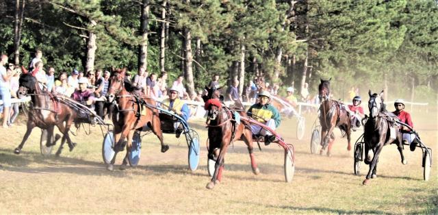 konji Sa jedne od atraktivnih trka minulih godina