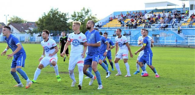 В. Јанков/ Вукашин Јовковић постигао је оба гола за Вршчане