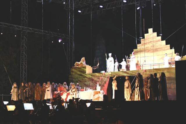 Срђан Дорошки/Опера Аида