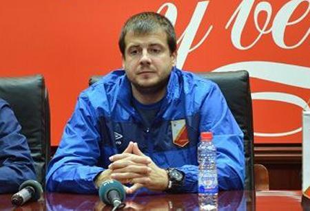 Nened Lalatović, novi-stari trener Vojvodine Foto: FK Vojvodina/arhiva