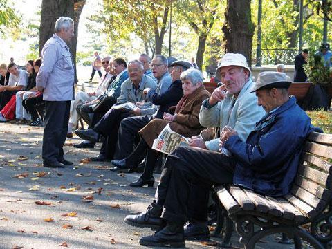 Penzioneri Foto: Dnevnik.rs