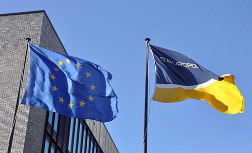 Europol Foto: Youtube/printscreen