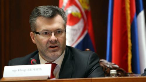 Igor Bečić Foto: Tanjug/video