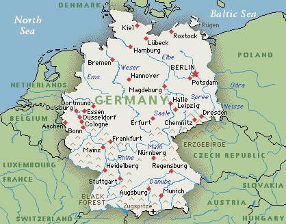 Karta Nemacke Frankfurt Superjoden