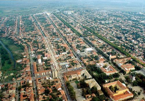 kikinda-panorama Foto: Dnevnik.rs/arhiva