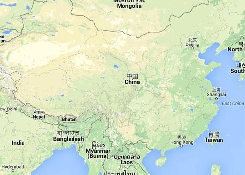 kina-mapa Foto: Youtube/printscreen