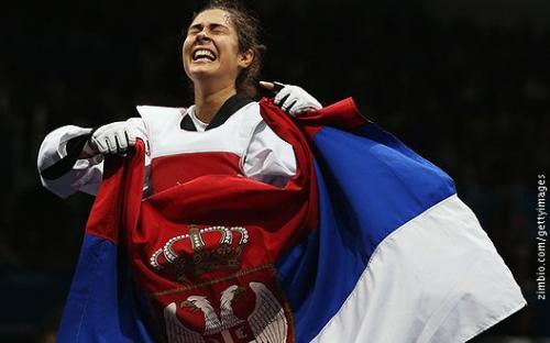 Milica Mandić, tekvondo Foto:Youtube/prinscreen
