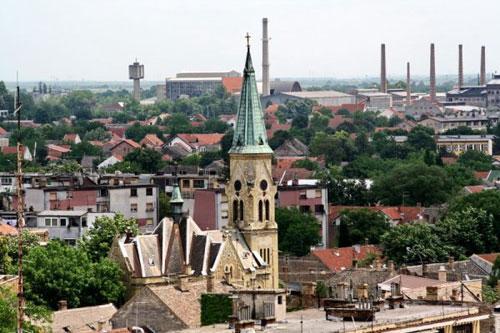 Pancevo Foto: dnevnik.rs