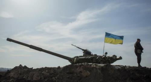 ukrajinska vojska Foto: Youtube/printscreen